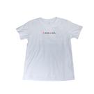 KANGOL 童裝 短袖T恤 白色 雙色字母LOGO 6126500500 noG44
