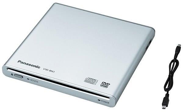24期零利率 Panasonic VW-BN1 VW BN1 超薄型DVD燒錄放影機~公司貨~保固一年