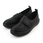 Moonstar 布鞋 黑色 男女鞋 no027