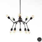 吊燈 ✦創意設計 外星科技 有機體多變造型 吊燈 10燈✦燈具燈飾專業首選✦歐曼尼✦