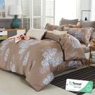 雙人 152x188cm 特頂100%天絲 60s500針紗 床包四件組(兩用被套)-小雨酥潤【金大器】