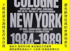 二手書博民逛書店NO罕見PROBLEM:COLOGNE  NEW YORK 19
