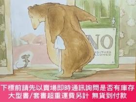 二手書博民逛書店A罕見Visitor for BearY12064 Bonny Becker Candlewick ISBN: