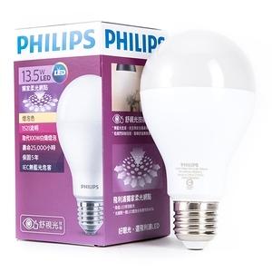 飛利浦 七代 全廣角 LED燈泡 13.5W 黃光