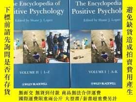 二手書博民逛書店The罕見encyclopedia of positive ps
