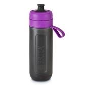 【德國BRITA】Fill &Go Active 運動濾水瓶600ml﹝含濾心一入﹞﹝葡萄紫﹞【BRITA授權經銷通路】
