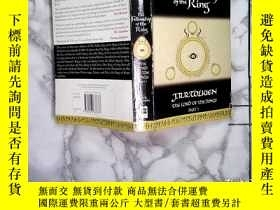 二手書博民逛書店The罕見Fellowship of the Ring J.R.