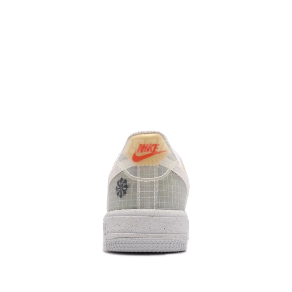 Nike 休閒鞋 Force 1 Crater PS 白 再生材質 童鞋 兒童款 運動鞋【ACS】 DH4340-100