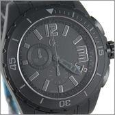 【萬年鐘錶】Gc瑞士 消光黑陶瓷錶 GXX76010G2S