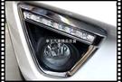 【車王汽車精品百貨】Mazda 馬自達 CX5 CX-5 日行燈 晝行燈 直式 狼牙式 獠牙式