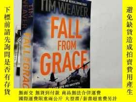二手書博民逛書店【英文原版】Fall罕見from Grace: David Ra