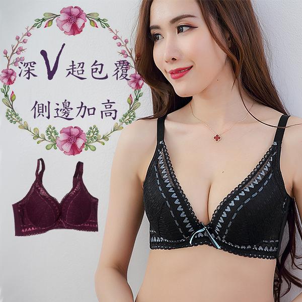 內衣/小百合 女神風範 魅力再現 收副乳輕機能胸罩 B C 1837 台灣製