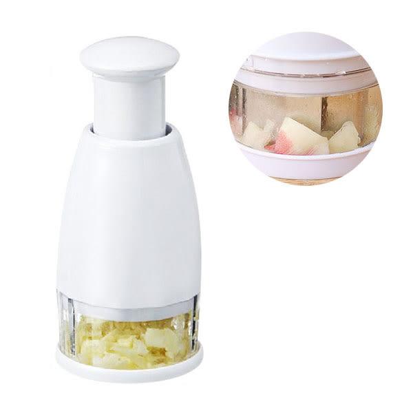 手壓搗蒜器 薑蒜切碎器 切洋蔥器 食物磨碎器 壓蒜器 搗碎器 蒜頭 洋蔥 (79-1285)
