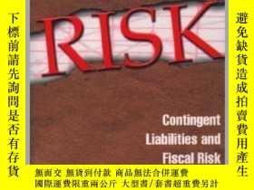 二手書博民逛書店Government罕見at Risk: Contingent Liabilities and Fiscal Ri