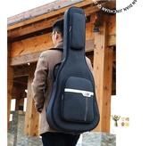 電吉他袋 jinchuan木吉他包41寸40民謠古典36寸38琴包加厚雙肩袋套吉他背包T 雙12提前購