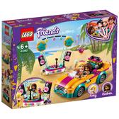 樂高 LEGO 41390 安德里亞的汽車和舞台