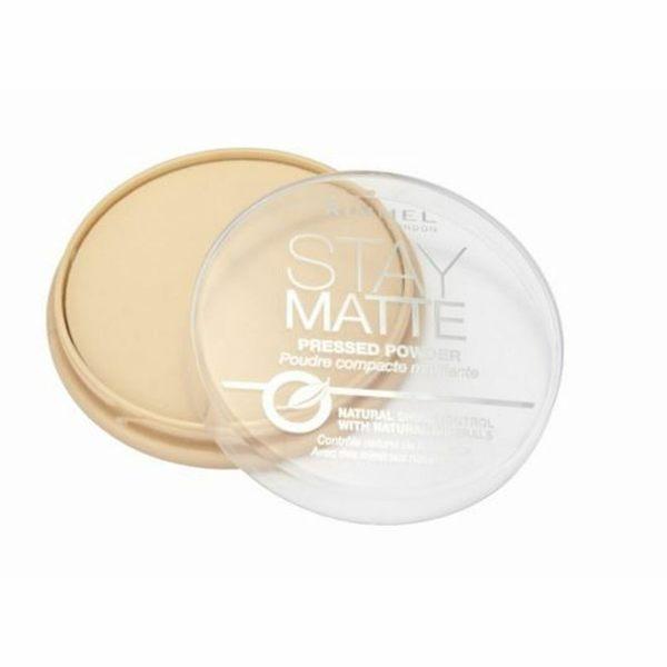 Rimmel 蜜粉Stay Matte Pressed Powder 英國進口
