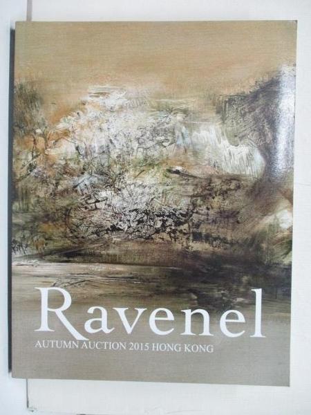 【書寶二手書T7/收藏_EFS】Ravenel_Modern and Contemporary Art_2015/11/29