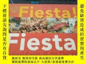 二手書博民逛書店Fiesta罕見Fiesta,Festival Foods of thr PhilippinesY21714