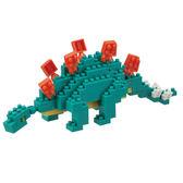 《 NanoBlock 迷你積木 》NBC-113 劍龍  ╭★ JOYBUS玩具