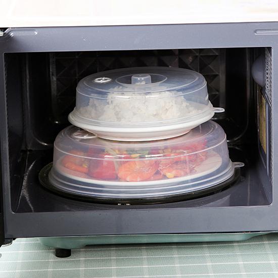 保鮮罩 飯菜罩 大號 碗蓋 密封蓋 微波爐 防油蓋 加熱  保鮮 可微波圓形保鮮蓋 【J229】米菈生活館