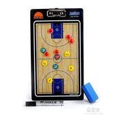籃球戰術板 教練板 籃球示教板 戰術演練 戰術指揮 彩色PVC磁性YYS      易家樂