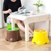 成人兒童小矮凳加厚凳子家用防滑座椅寶寶椅子換鞋凳墊腳凳塑料凳 名購居家