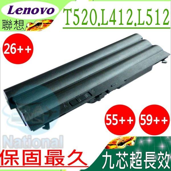 LENOVO 電池(保固最久/9芯)-聯想 SL410,SL510電池,L510,L512,L520,T410i,51J0499,42T4703,42T4752,59++