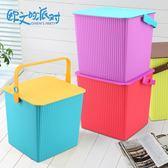 方形車載水桶凳加厚塑料凳多功能儲物·樂享生活館liv