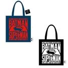 【默肯國際】蝙蝠俠VS超人正義曙光 2016年電影紀念商品 環保袋 手提袋 丹寧袋 購物袋 BATMAN