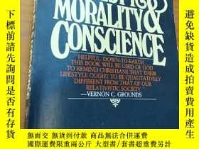 二手書博民逛書店honesty罕見morlity & conscienceY16