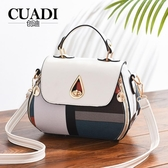 CUADI/創迪包包女包新款2020時尚春夏個性印花單肩斜背韓版手提包 安妮塔小鋪