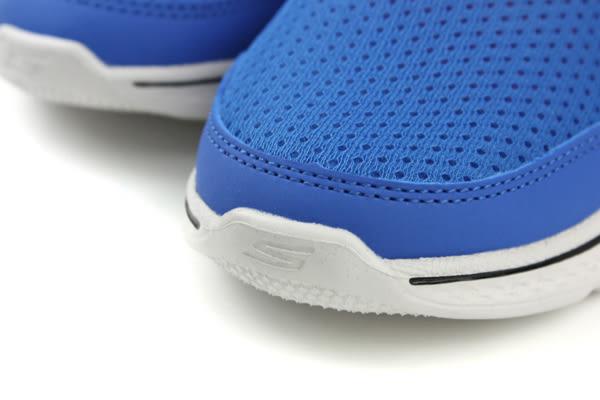 SKECHERS  運動鞋 童鞋 藍色 童 95710LBLOR no668
