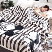 120*200公分珊瑚絨毯法蘭絨毛毯夏季空調薄毯子午休蓋毯