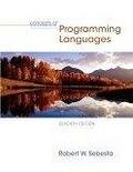 二手書博民逛書店 《Concepts Of Programming Languages》 R2Y ISBN:0321330250│Sebesta