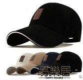 棒球帽新款字母商務簡約帽子