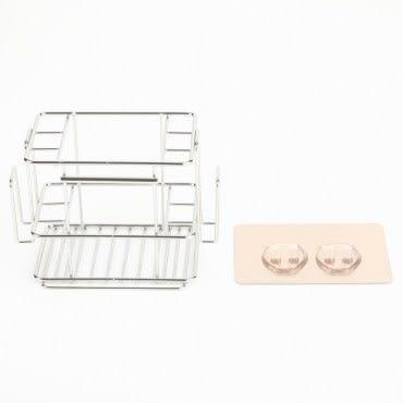 豪享貼 多功能盥洗置物架 7.3x13.3x9.2cm
