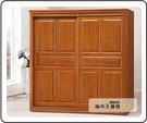 {{ 海中天休閒傢俱廣場 }} G-35 摩登時尚 臥室系列 159-9 蘇格蘭檜木實木7尺衣櫥