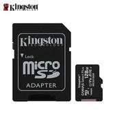 【Kingston 金士頓】Canvas Select Plus microSD 128GB 記憶卡(SDCS2/128GB)