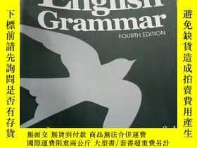 二手書博民逛書店Fundamentals罕見of English Grammar