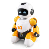 智慧對戰足球機器人玩具遙控高科技會跳舞擂臺對戰機器人男孩『米菲良品』