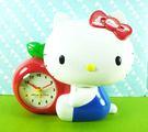 【震撼精品百貨】Hello Kitty 凱蒂貓~造型鬧鐘+存錢筒(免費包裝喔!!)
