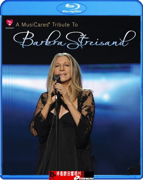 【停看聽音響唱片】【BD】 A MusiCares Tribute to Barbra Streisand