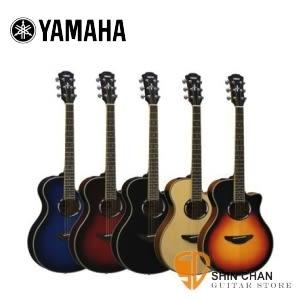 YAMAHA APX500III 電民謠吉他-藍