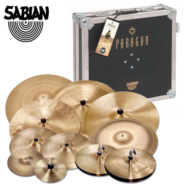 ★Sabian★Paragon Complete Sete 套裝銅鈸組NP5006N
