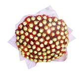 娃娃屋樂園~✿100%的愛-100枝金莎(拉花款)分享花束✿ 每束2700元/婚禮小物/謝親恩/送客禮