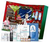 DR.WU經典聖誕倒數日曆禮盒(內含12種Dr.Wu系列精選明星商品)