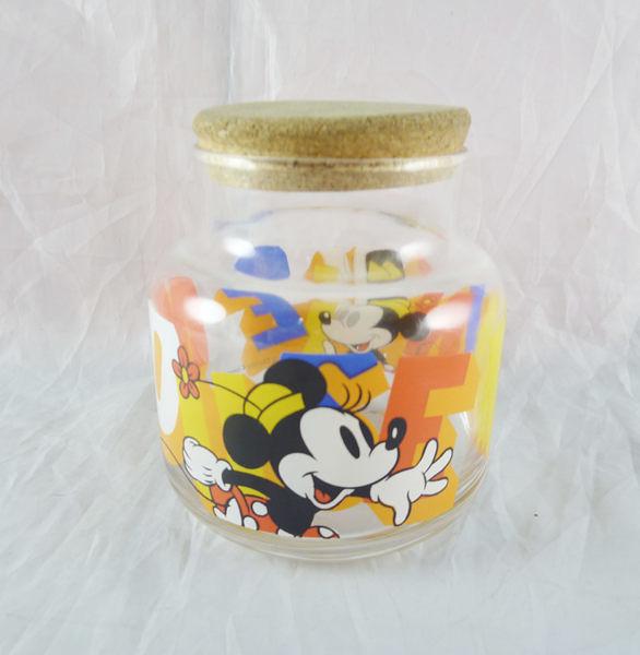 【震撼精品百貨】Micky Mouse_米奇/米妮 米老鼠~密封罐-玻璃透明【共1款】