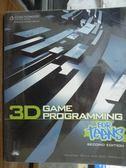 【書寶二手書T7/電腦_PMZ】3D Game Programming for Teens_2/e