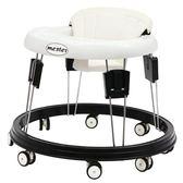 萬聖節狂歡   學步車嬰兒童寶寶6/7-18個月防U型側翻多功能滑行車可折疊助步車  無糖工作室